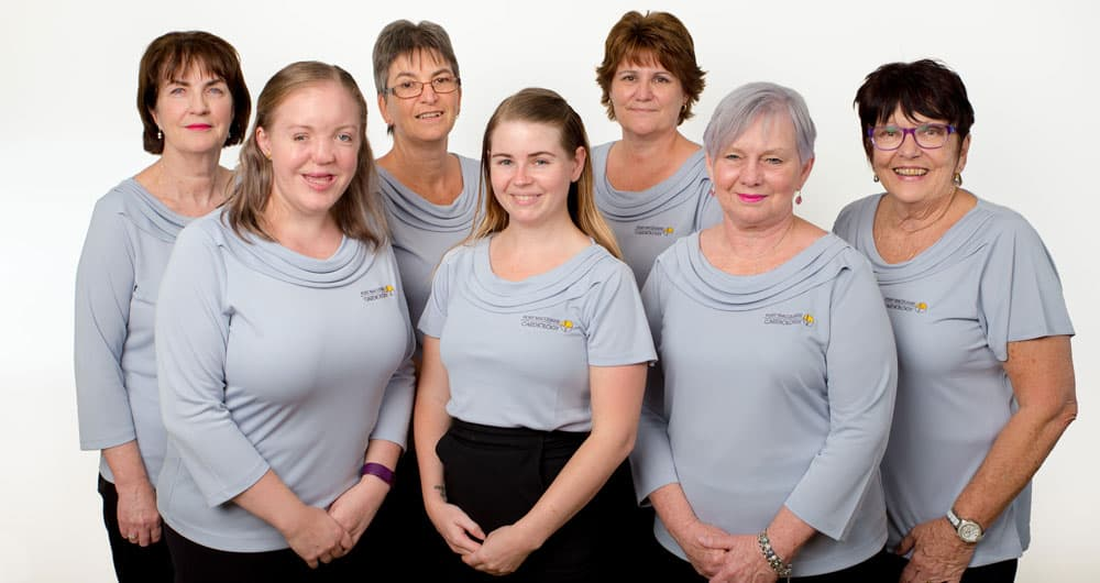 Port Macquarie Cardiology Support Staff